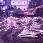 Abriss der alten Villa