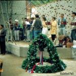 Richtfest 1985